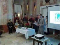 Batthyány Ádám könyvbemutató, Szombathely, Eölbey-ház, 2011.11.20.