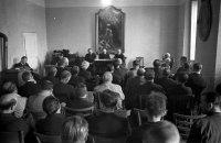 Papi gyűlés, 1955