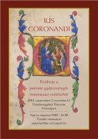 Ius coronandi kiállítás plakátja, Esztergom, 2012