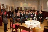 Emlékülés dr. Körmendy József veszprémi püspöki levéltáros születésének 100. évfordulóján, Veszprém M. Levéltár, 2011. febr. 25.