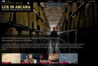 Lux in Arcana – a Vatikáni Titkos Levéltár fölfedi titkait 2012
