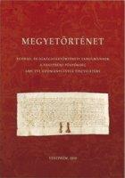 Megyetörténet borító 2010