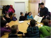 Alternatív történelemóra a szombathelyi egyházmegyei levéltárban, Rétfalvi Balázs, 2012. febr. 16.