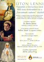 """""""Úton lenni"""" kiállítás plakátja, Debrecen, 2016"""