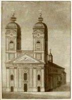 A veszprémi székesegyház a 19. században