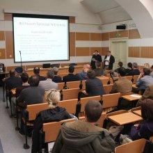 Szlovákiai egyházi levéltárak bemutatkozása (Martin Bošanský előadása), Esztergom, Szt. Adalbert Központ, 2019. máj. 9.