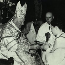 Shvoy Lajos székesfehérvári püspök